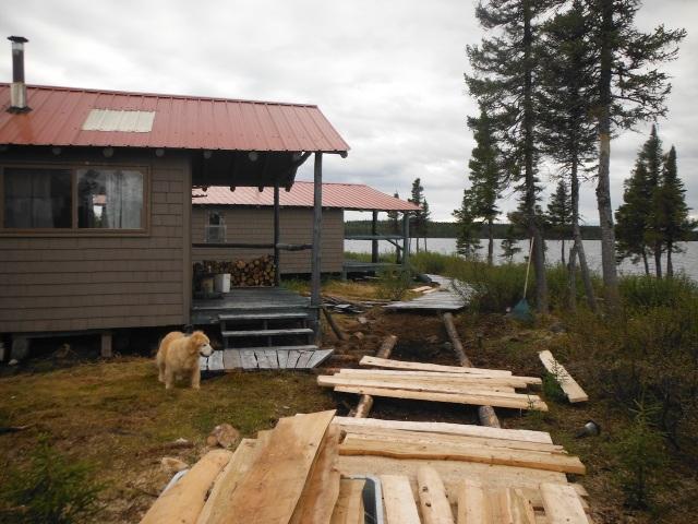 Trans-Camp Rail-Setting